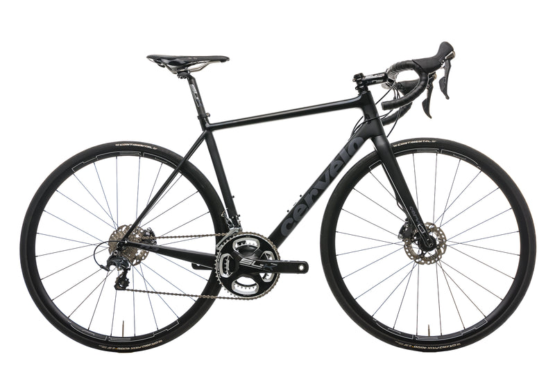 Cervelo R3 Disc Road Bike - 2016, 54cm drive side