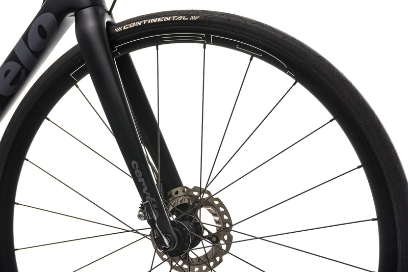 Cervelo R3 Disc Road Bike - 2016, 54cm front wheel