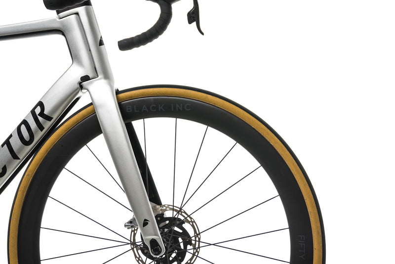 Factor One Disc Road Bike - 2019, 56cm front wheel