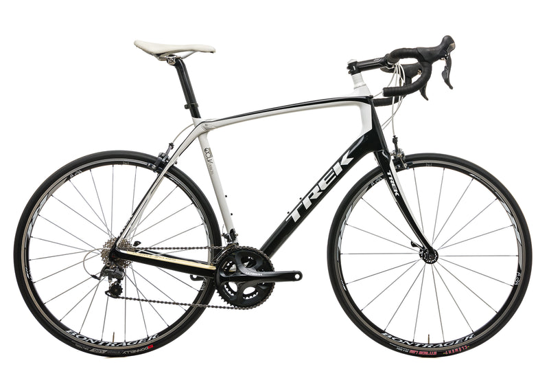 Trek Domane 6.2 Road Bike - 2013, 60cm drive side