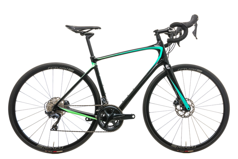 Specialized Ruby Expert Womens Road Bike - 2018, 56cm drive side