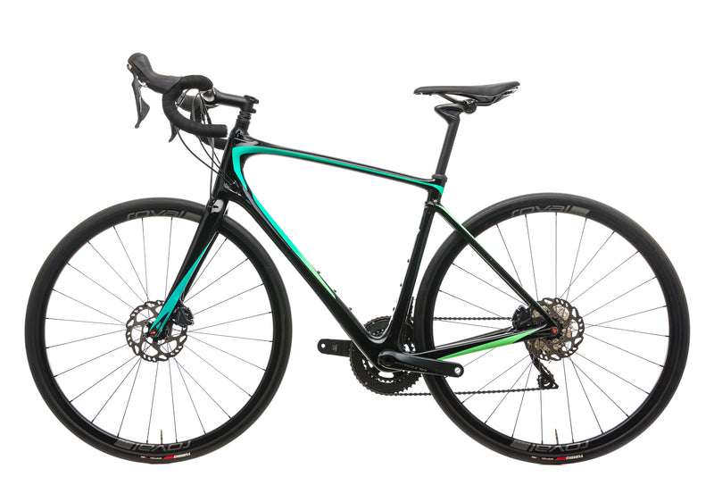 Specialized Ruby Expert Womens Road Bike - 2018, 56cm non-drive side