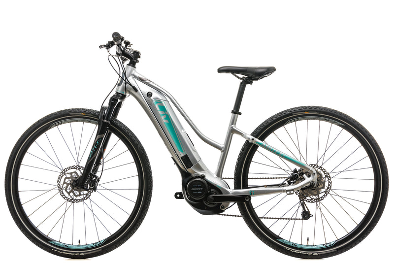 Liv Amiti E+ 2 Womens Hybrid E-Bike - 2019, Small non-drive side
