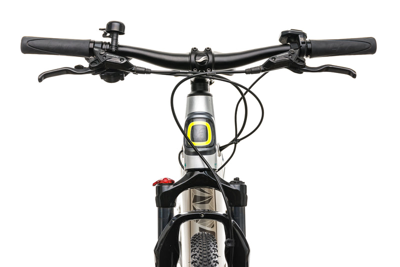 Liv Amiti E+ 2 Womens Hybrid E-Bike - 2019, Small cockpit