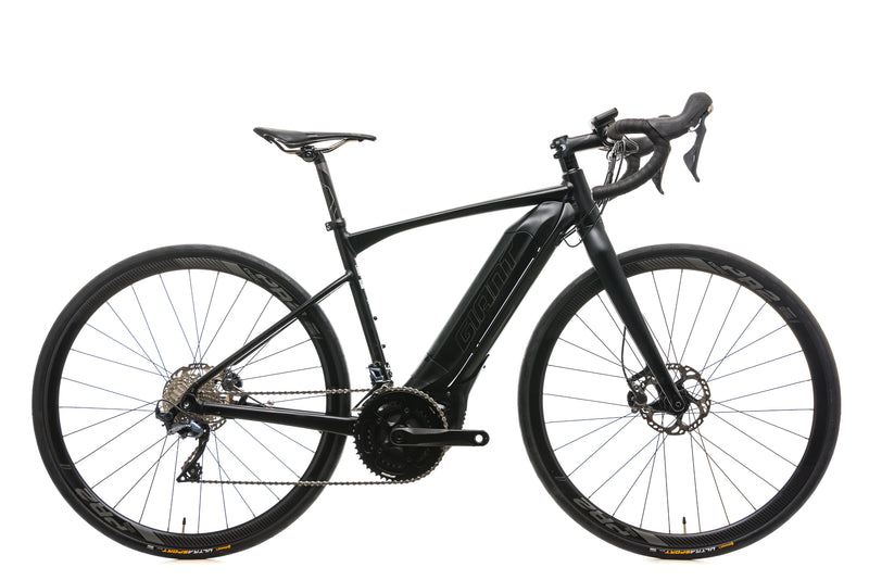Giant Road-E+ 1 Pro Road E-Bike - 2019, Medium drive side