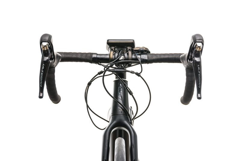 Giant Road-E+ 1 Pro Road E-Bike - 2019, Medium cockpit