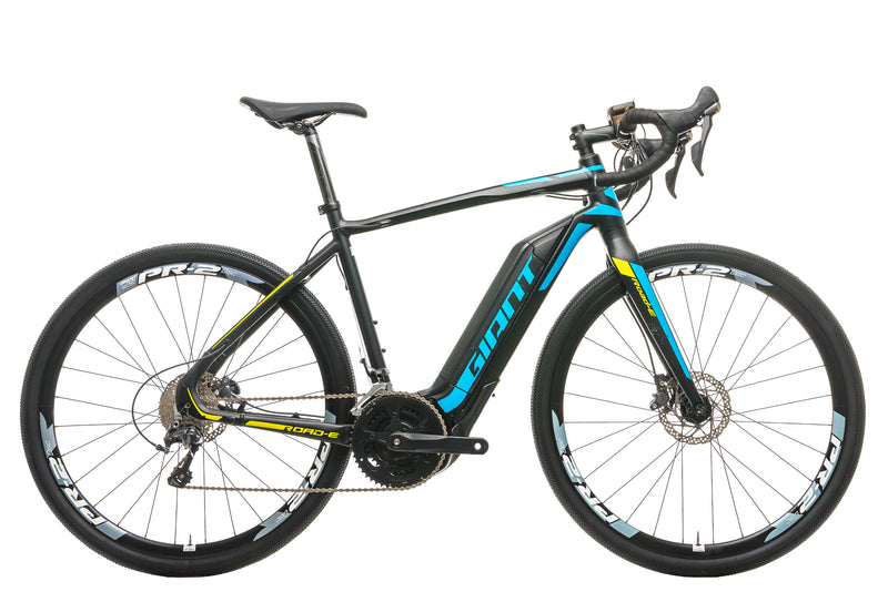 Giant Road-E+ 1 Road E-Bike - 2018, Large drive side