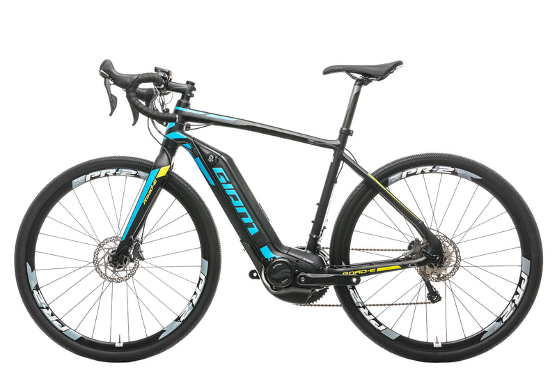 Giant Road-E+ 1 Road E-Bike - 2018, Large non-drive side