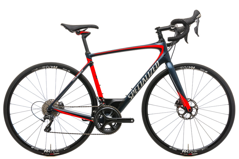 Specialized Roubaix Expert Road Bike - 2017, 56cm drive side