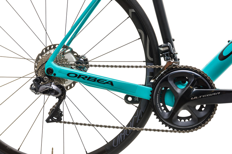 Orbea Avant M20i Team Disc Road Bike - 2019, 57cm drivetrain