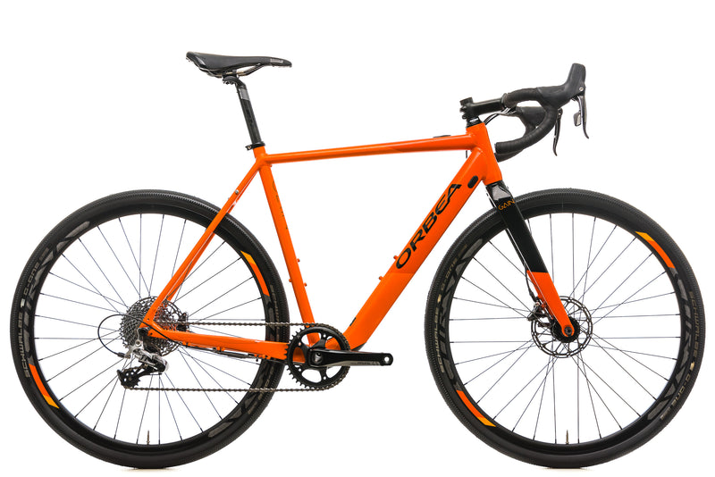 Orbea Gain D30 Road E-Bike - 2019, Medium drive side
