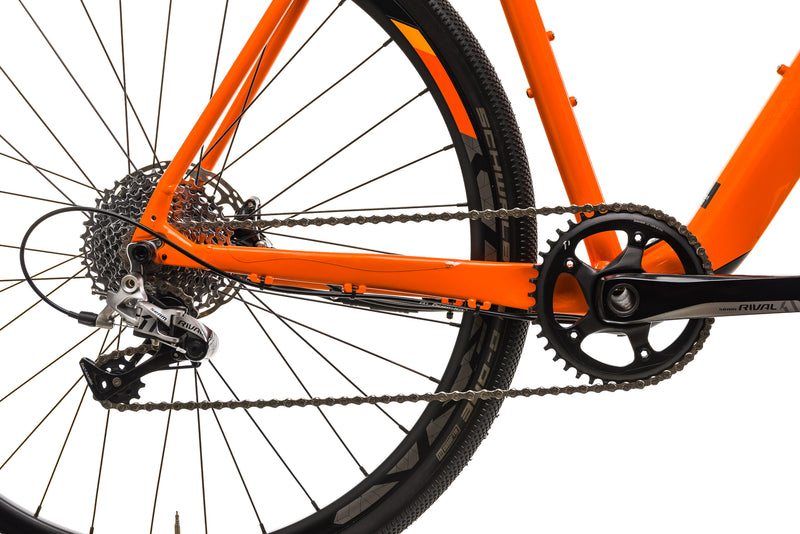 Orbea Gain D30 Road E-Bike - 2019, Medium drivetrain