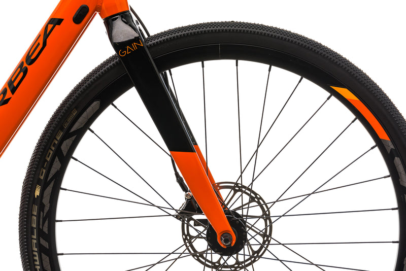 Orbea Gain D30 Road E-Bike - 2019, Medium front wheel