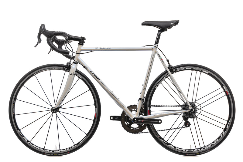 Casati Linia Oro 85th Anniversario Road Bike, 54cm non-drive side