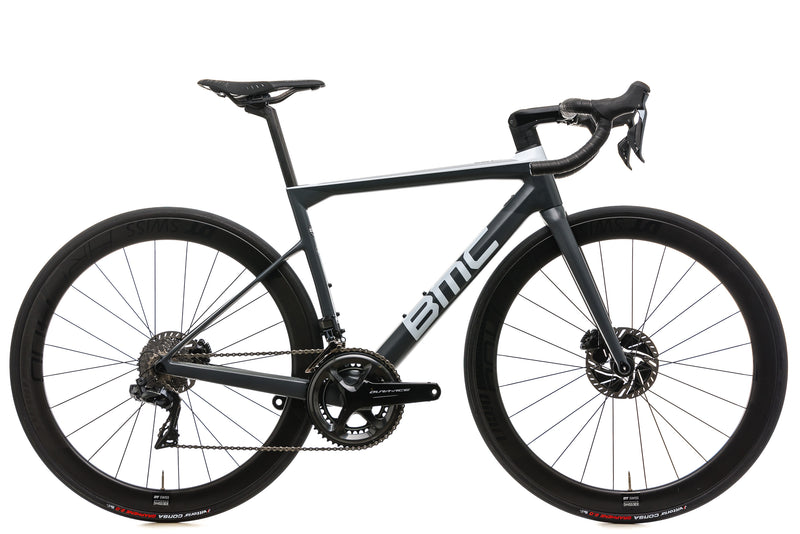 BMC Teammachine SLR Disc 01 Two Road Bike - 2020, 51cm drive side