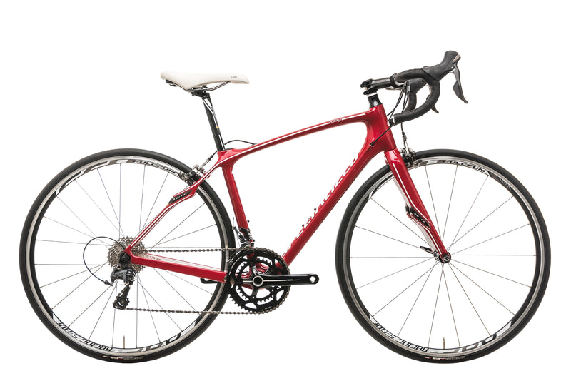 Specialized Ruby Comp Womens Road Bike - 2014, 51cm drive side