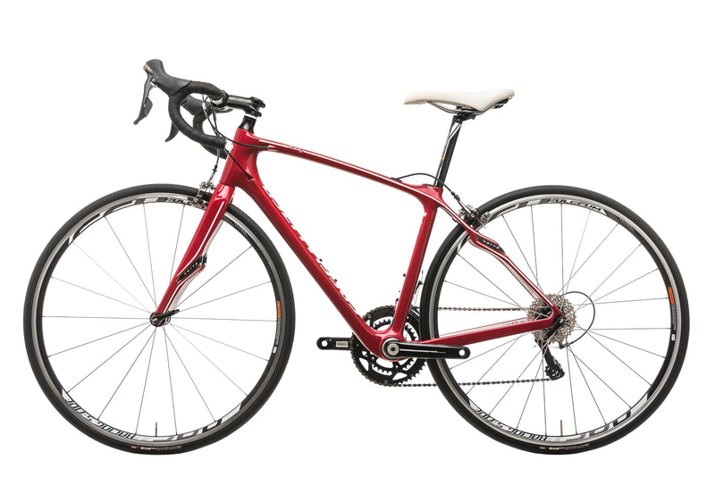 Specialized Ruby Comp Womens Road Bike - 2014, 51cm non-drive side