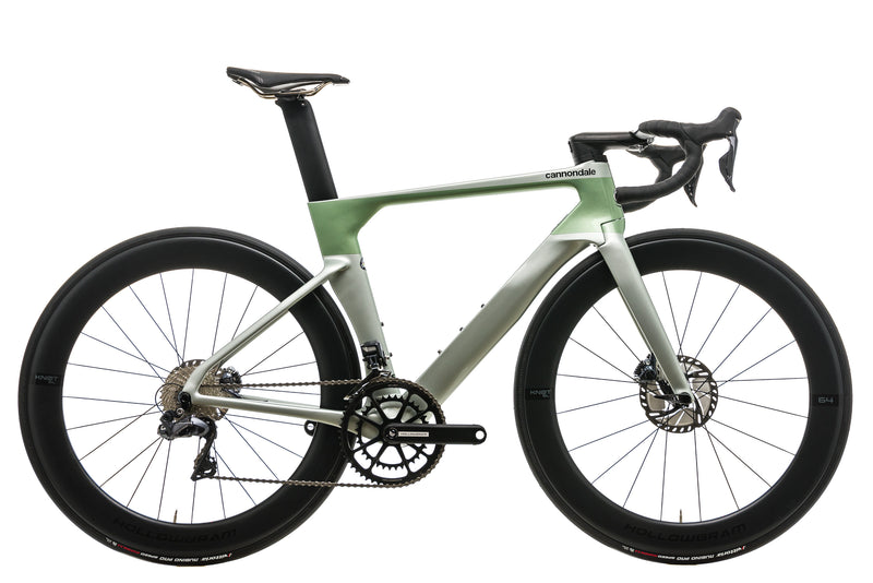 Cannondale SystemSix Road Bike - 2020, 54cm drive side