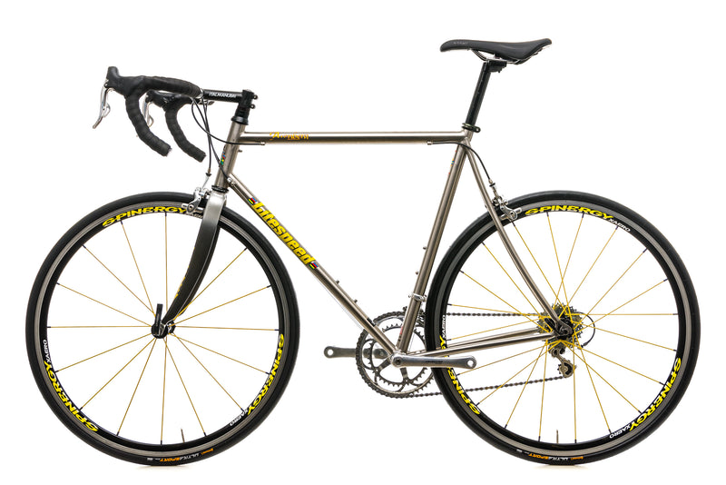 Litespeed Arenberg Road Bike - 2001, 59cm non-drive side