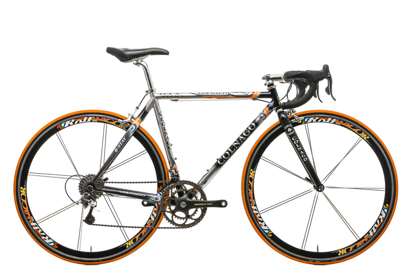 Colnago CT1 Titanio Lux Road Bike - 2004, 51cm drive side