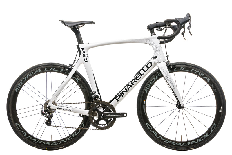 Pinarello Dogma F10 Road Bike - 2018, 59.5cm drive side