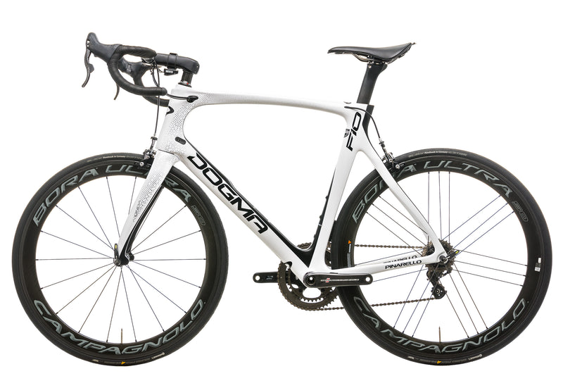 Pinarello Dogma F10 Road Bike - 2018, 59.5cm non-drive side