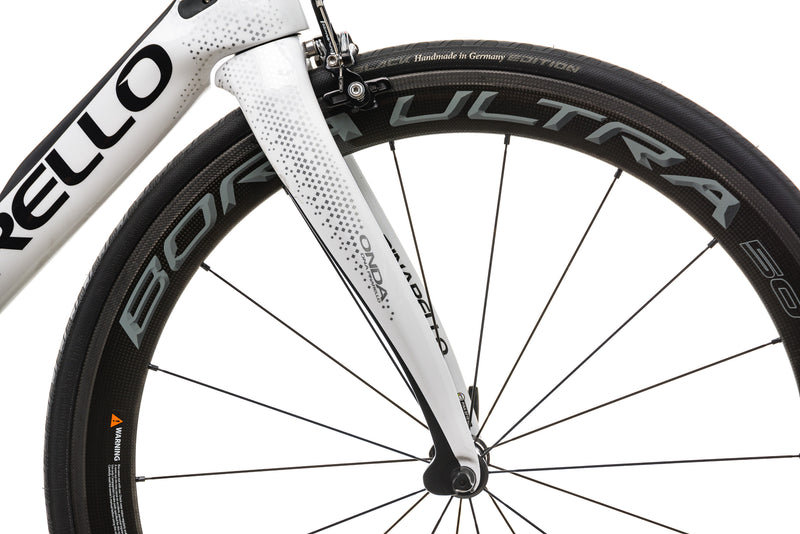 Pinarello Dogma F10 Road Bike - 2018, 59.5cm front wheel