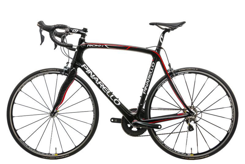 Pinarello Rokh Road Bike - 2015, 57cm non-drive side