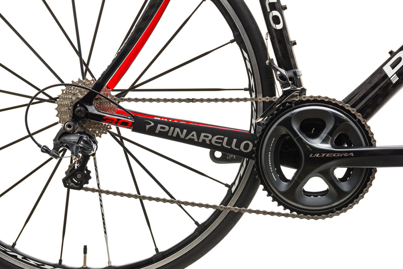Pinarello Rokh Road Bike - 2015, 57cm drivetrain