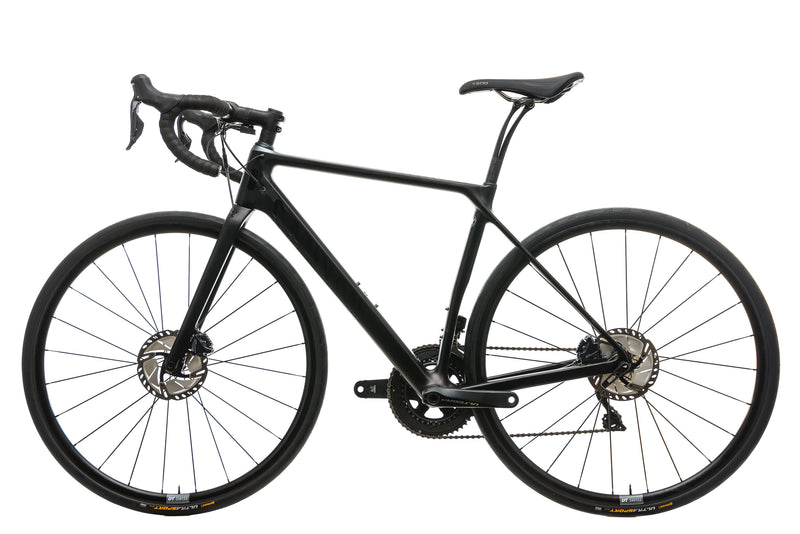 Canyon Endurace CF SL Disc 8.0 Road Bike - 2019, Small non-drive side