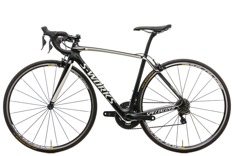 Specialized S-Works Tarmac Road Bike - 2015, 52cm non-drive side