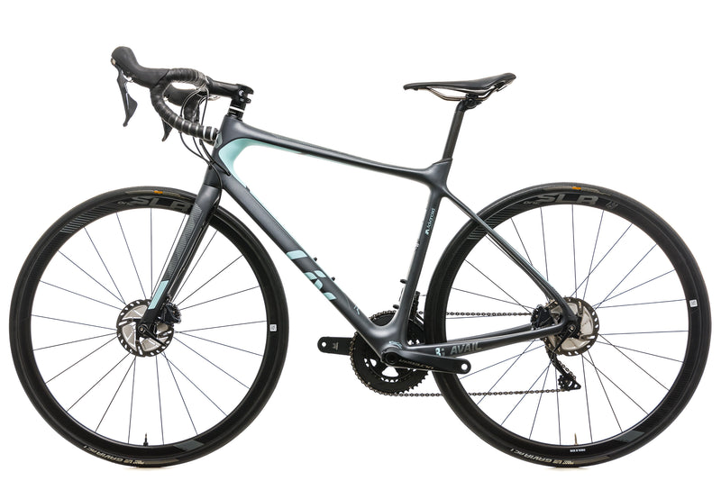 Liv Avail Advanced Pro 1 Womens Road Bike - 2019, Medium non-drive side