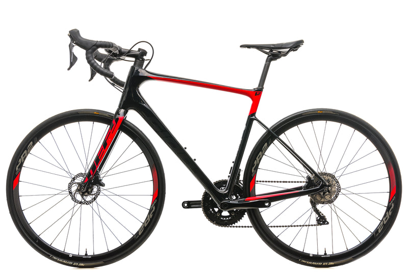 Giant Defy Advanced 1 Road Bike - 2019, Med/Large non-drive side