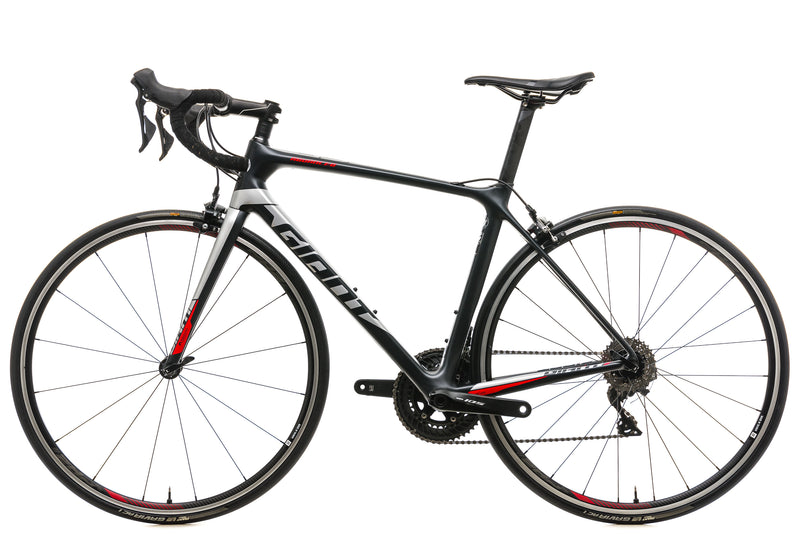 Giant TCR Advanced Road Bike - 2019, Medium non-drive side