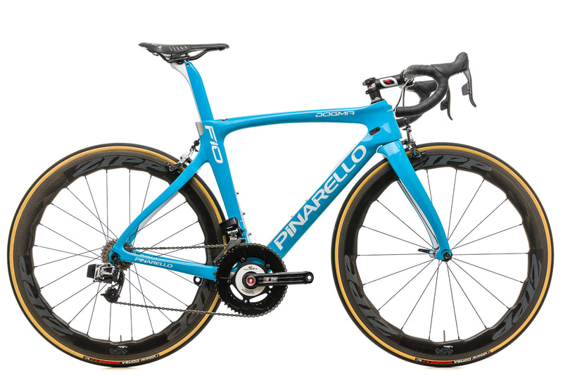 Pinarello Dogma F10 Road Bike - 2019, 51.5cm drive side