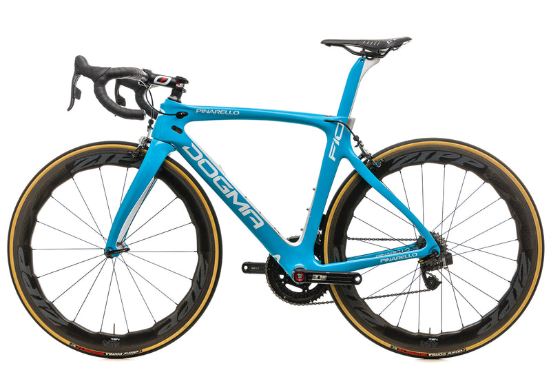 Pinarello Dogma F10 Road Bike - 2019, 51.5cm non-drive side