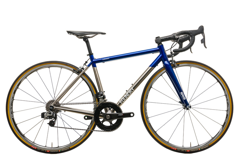 Foundry Chilkoot Road Bike - 2017, X-Small drive side