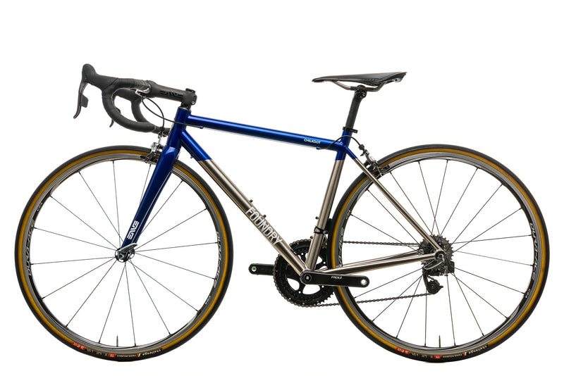 Foundry Chilkoot Road Bike - 2017, X-Small non-drive side