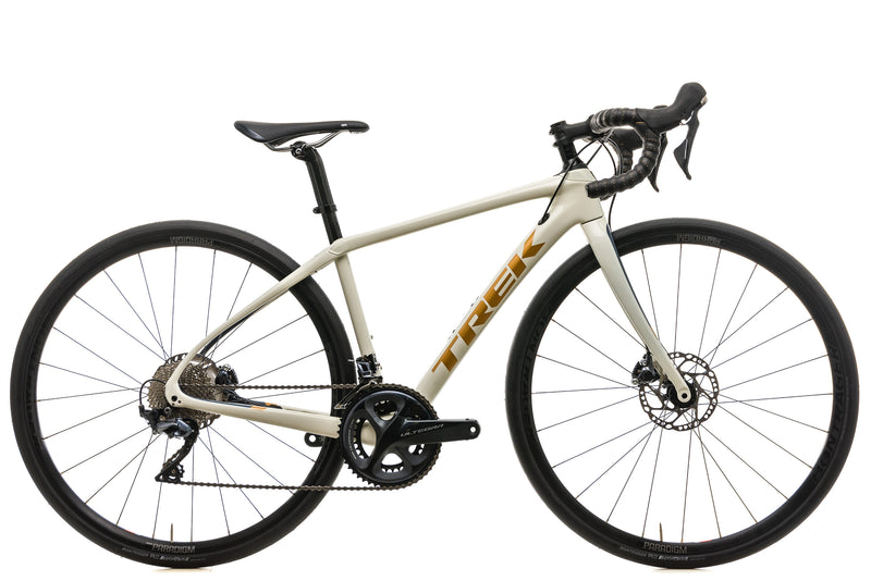 Trek Domane SL 6 Disc Womens Road Bike - 2019, 47cm drive side