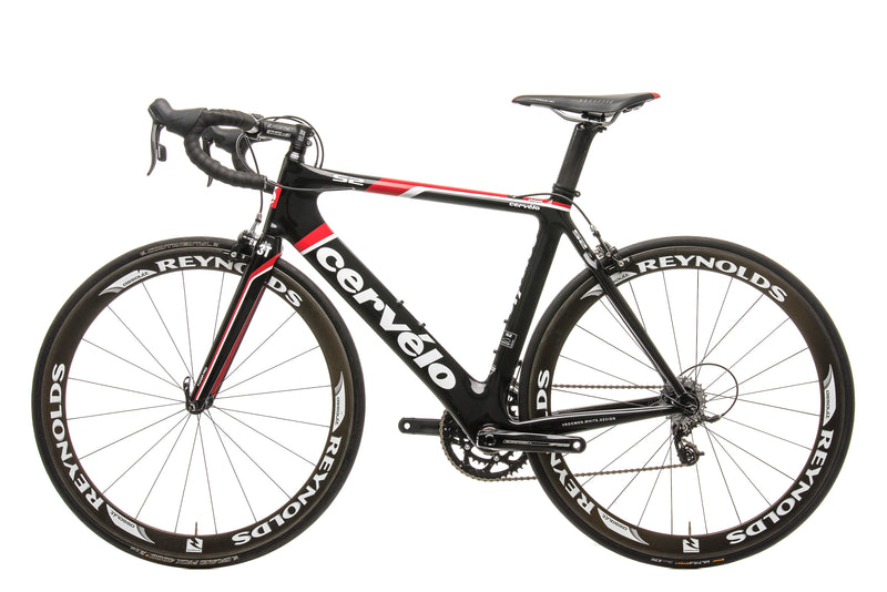 Cervelo S2 Road Bike - 2011, 56cm non-drive side