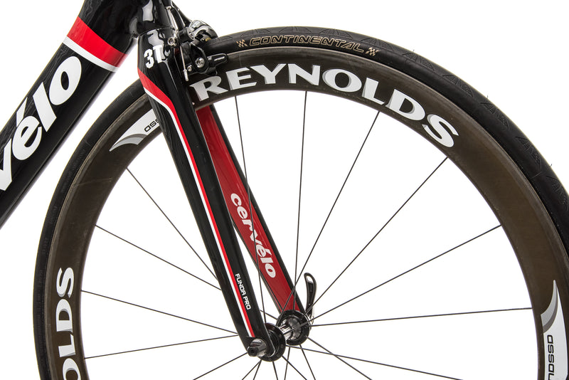 Cervelo S2 Road Bike - 2011, 56cm front wheel