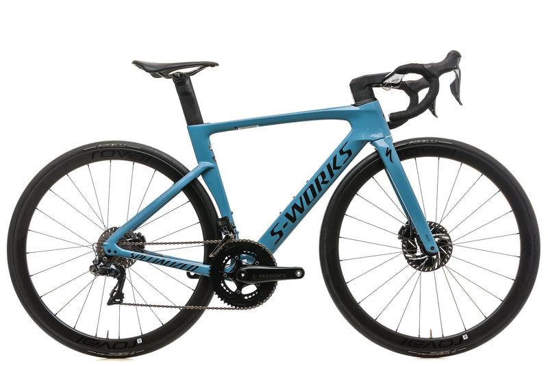 Specialized S-Works Venge Road Bike - 2020, 52cm drive side