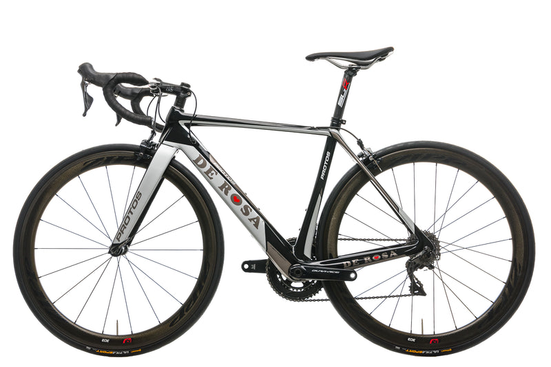De Rosa Protos Road Bike - 2016, 47cm non-drive side