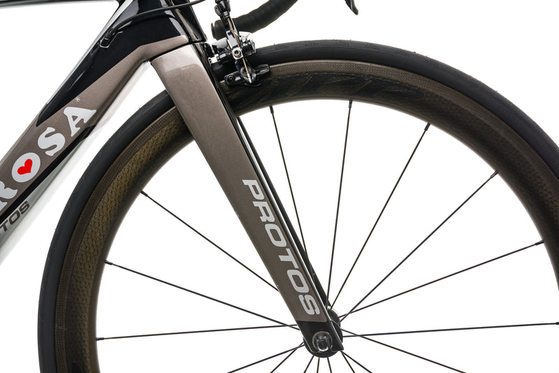 De Rosa Protos Road Bike - 2016, 47cm front wheel