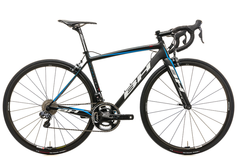 BH Ultralight RC Road Bike - 2014, Small drive side