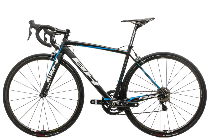 BH Ultralight RC Road Bike - 2014, Small non-drive side