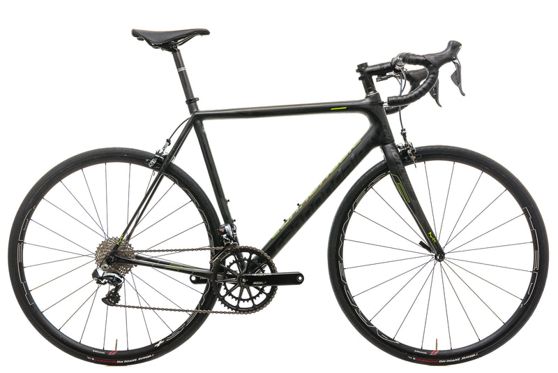 Cannondale SuperSix Evo Hi-Mod Road Bike - 2015, 56cm drive side