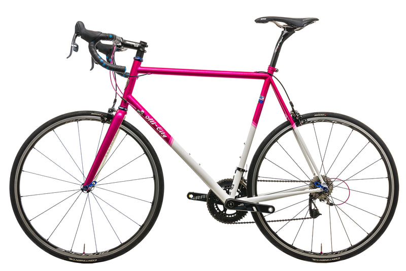 All-City Mr. Pink Road Bike - 2016, 61cm non-drive side