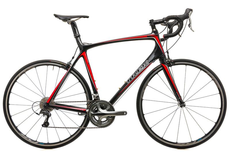 Trek Madone 5.5 Road Bike - 2008, 60cm drive side
