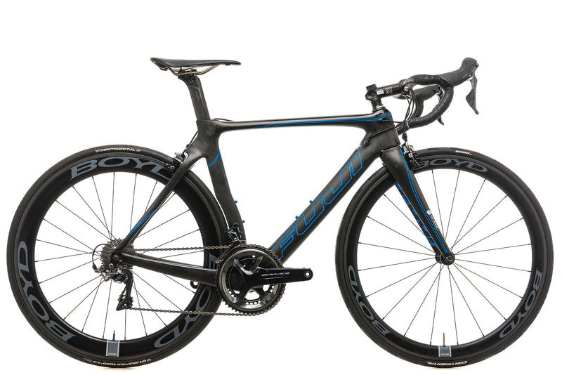 Fuji Transonic Elite Road Bike - 2017, Small drive side